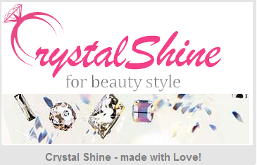 Crystal Shine - made with Love